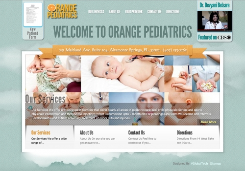 My Orange Pediatrics
