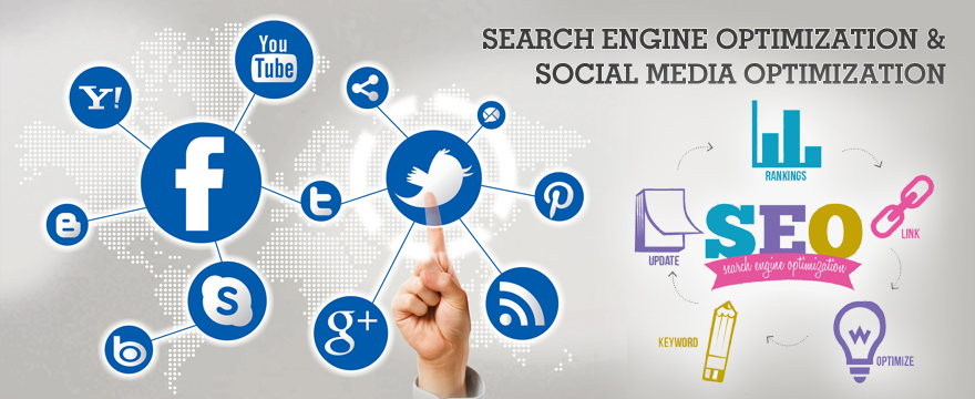 SEO & SMO, Online Marketing – Do it VGlobalTech way!