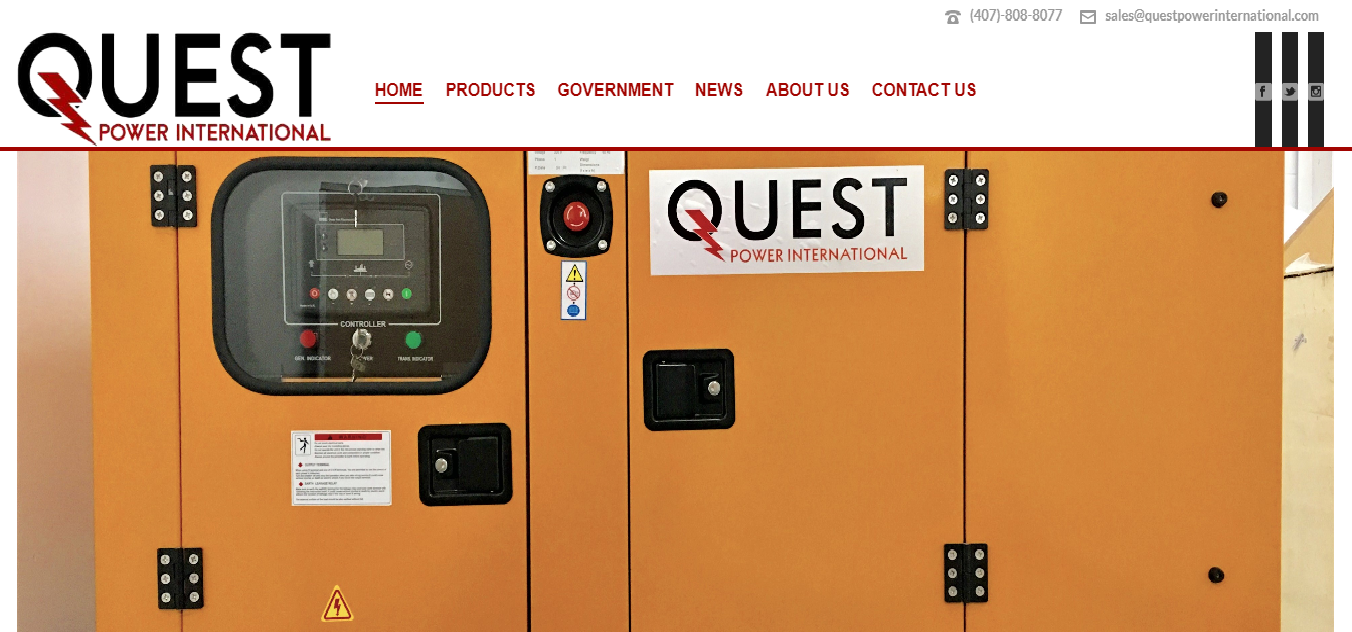 Quest Power International