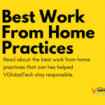 best work from home practices